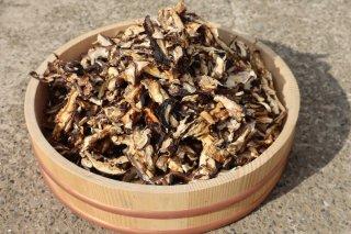 【業務用】原木干し椎茸スライス 500g 令和元年12月収穫