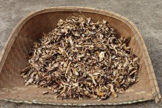 【業務用】原木干し椎茸スライス 2kg 令和元年12月収穫