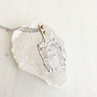 Dendrite Quartz Necklace
