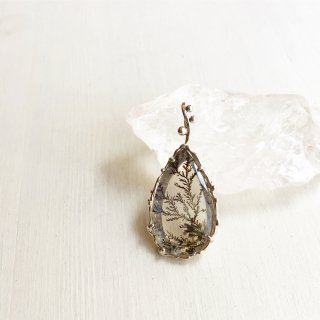 Dendrite Quartz Necklace