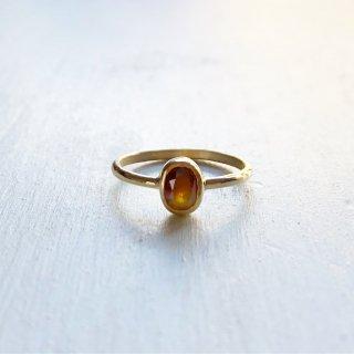 ナチュラルダイヤモンド K18 Ring