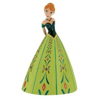 ディズニー BULLYLAND プリンセスアナ ミニフィギュア アナと雪の女王 FROZEN