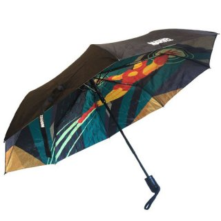 マーベル アイアンマン ワンタッチ自動展開 折りたたみ傘 MARVEL