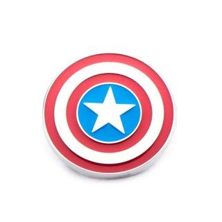 マーベル キャプテン・アメリカ カラーラペルピン MARVEL