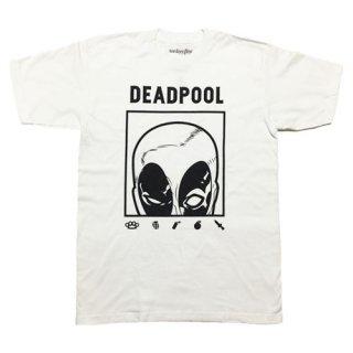 マーベル デッドプール PEEK-A-BOO Tシャツ MARVEL DEADPOOL