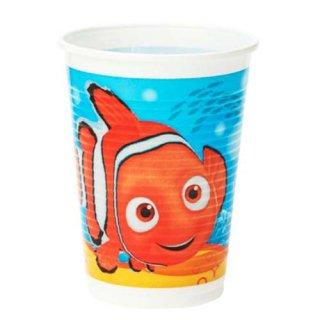 ディズニー・ピクサー ファインディング・ニモ 8pcプラスチックカップ PIXAR