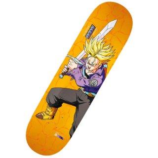 PRIMITIVE × DRAGON BALL Z SUPER SAIYAN TRUNKS DIEGO NAJERA DECK トランクス スケートボードデッキ プリミティブ ドラゴンボールZ