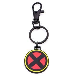 マーベル X-MEN シンボルロゴ キーリング MARVEL