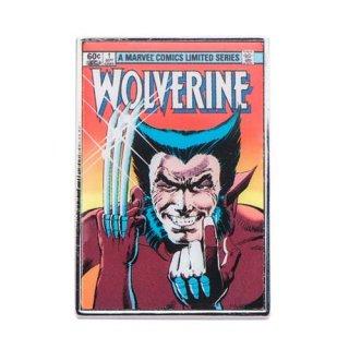 マーベル X-MEN ウルヴァリン コミック ラペルピン MARVEL