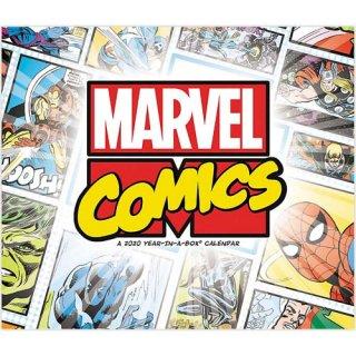 マーベルコミック 2020年 日めくりカレンダー マーベルヒーローズ 卓上カレンダー MARVEL