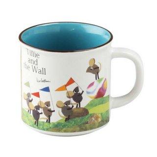 レオ・レオニ マグカップ Tillie and the Wall どうするティリー? ねずみ Leo Lionni