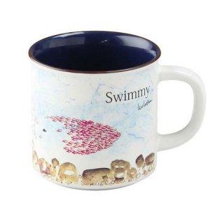 レオ・レオニ マグカップ Swimmy 小さなかしこいさかなのはなし スイミー Leo Lionni