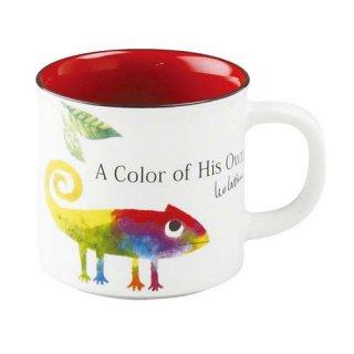 レオ・レオニ マグカップ A Color of His Own じぶんだけのいろ カメレオン Leo Lionni