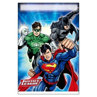 DCコミック ジャスティス・リーグ 8pcルートバッグ トリートサック JUSTICE LEAGUE DC COMICS