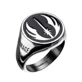 スター・ウォーズ ジェダイ・オーダー シグネットリング 刻印 STAR WARS 指輪