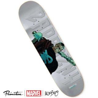 PRIMITIVE × MARVEL × MOEBIUS MAREK ZAPRAZNY PUNISHER DECK パニッシャー スケートボードデッキ プリミティブ マーベル