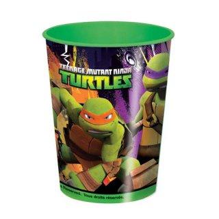 ミュータント・タートルズ パーティーカップ コップ TMNT TURTLES