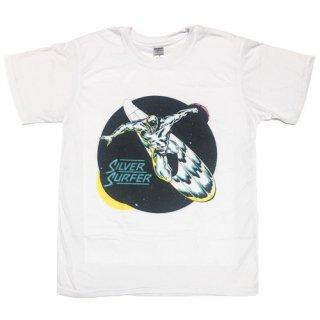 マーベル シルバーサーファー Vintage 80s Reprint Tシャツ Silver Surfer MARVEL