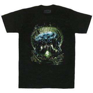 マーベル ヴェノム Sewer Tシャツ Venom スパイダーマン MARVEL