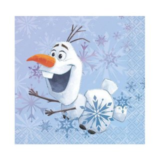 ディズニー アナと雪の女王2 16PCペーパーナプキン 紙ナプキン DISNEY