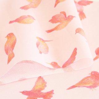 どこかの小鳥(ピンク)