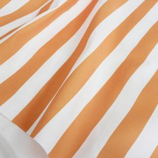 ベーシックストライプ(狐色)-和の伝統色ブックシリーズ-