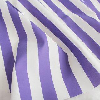 ベーシックストライプ(桔梗色)-和の伝統色ブックシリーズ-
