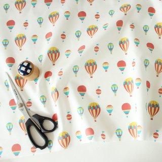 balloon(ホワイト×レッド)