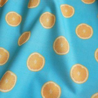 オレンジ(セルリアンブルー)