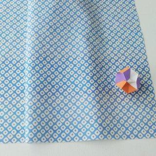 鹿の子(薄藍色)