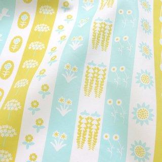flower stripe -June-(レトロパステル)