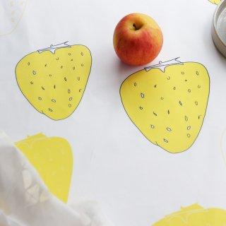 黄色いちご