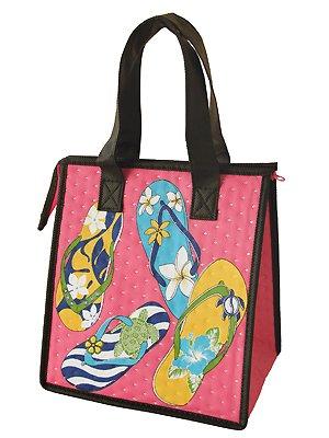 ハワイアン・スモールサーモバッグ(パラダイススリッパーズ・ピンク)