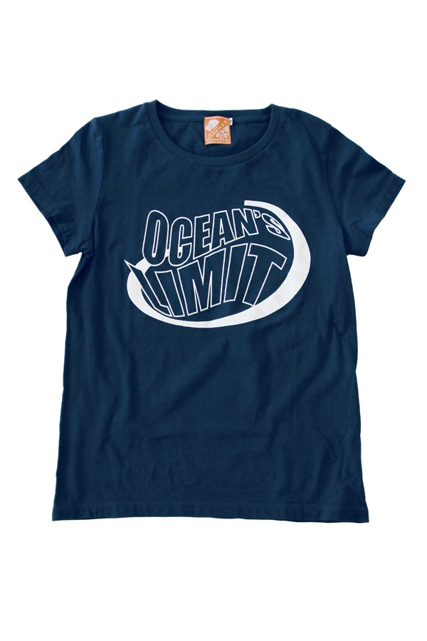 Ocean's & It Tシャツ(オーシャンズリミット・ネイビー)<img class='new_mark_img2' src='https://img.shop-pro.jp/img/new/icons35.gif' style='border:none;display:inline;margin:0px;padding:0px;width:auto;' />
