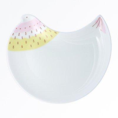 トリ皿[ピンク]