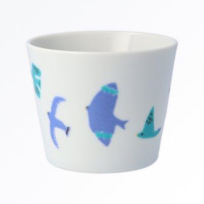 青い鳥 カップ