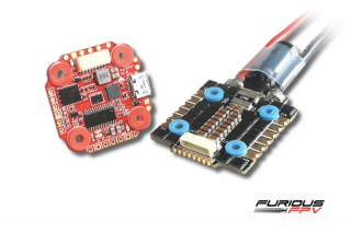 FuriousFPV RacePit Mini and Hobbywing Xrotor 40A ESC combo