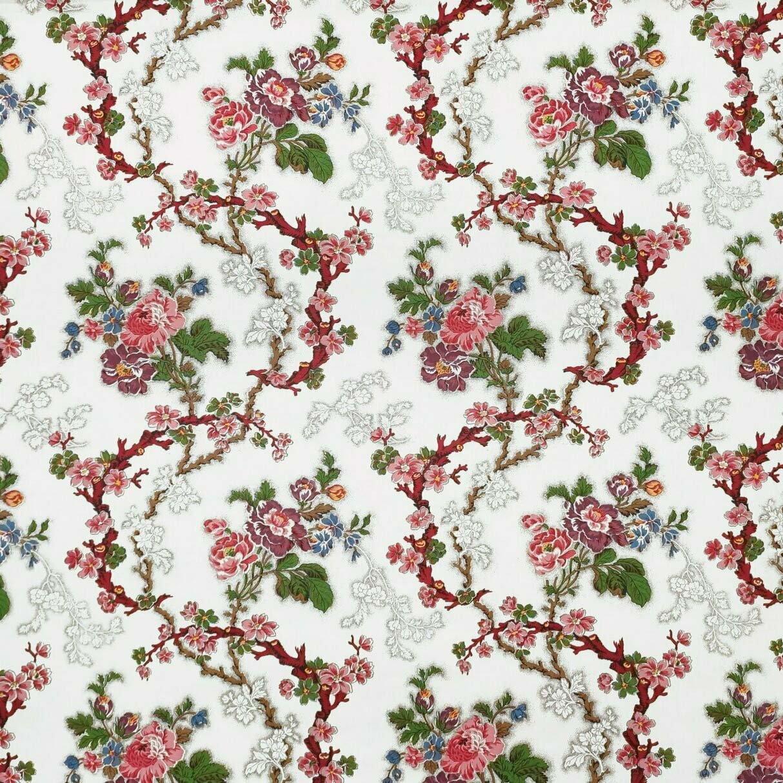 Charles Burger (シャール・ブルジェ) リンゴの花 - 1238-001【 生地 】