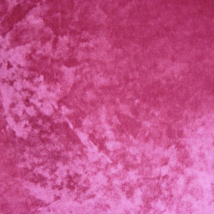 インテリアファブリック 無地ベルベット防炎 ライト ピンク