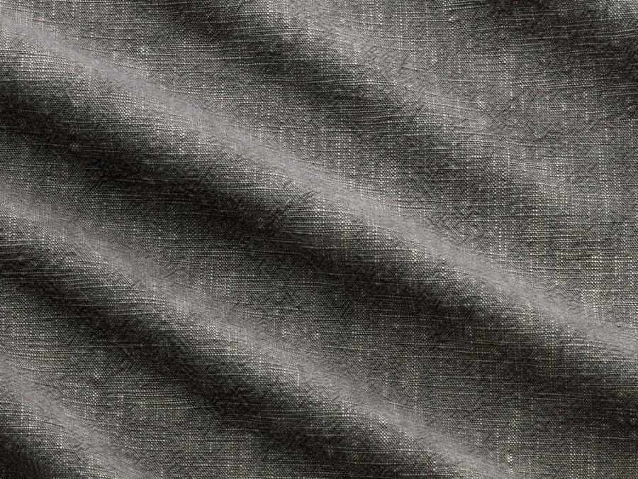インテリアファブリック インテリアファブリック 100%コットン無地 ビンテージ ダークグレー - 145080981