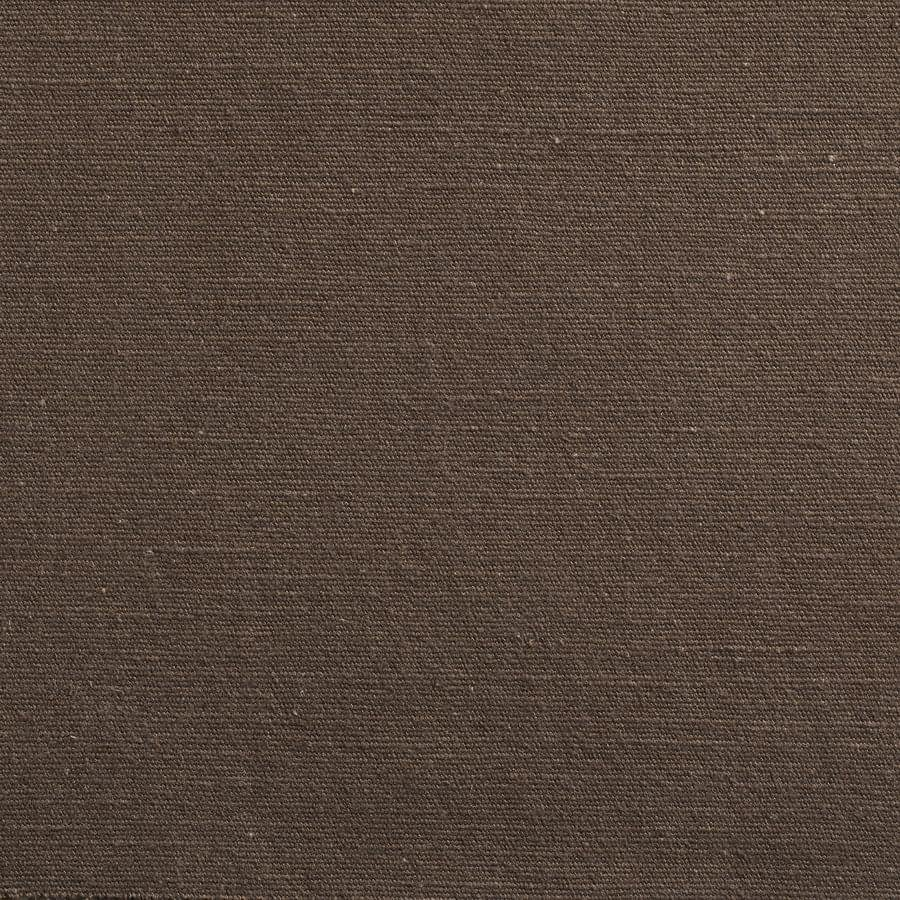 Antoine d'Albiousse (アントワーヌ・ダビュウス) インテリアファブリック コットンリネンドレープ無地  ビバーク ライトブラウン - BIVOUAC havane