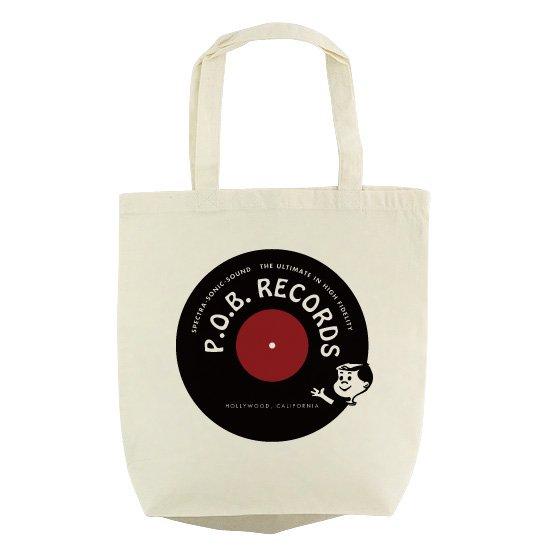 P.O.B. RECORDS エコバッグ