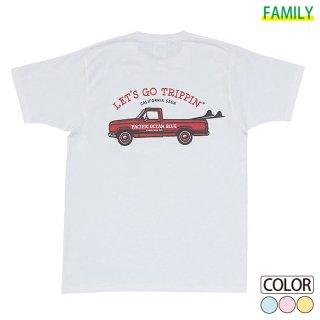 LET'S GO TRIPPIN' (redカー)