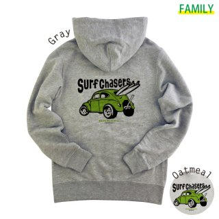 SURF CHASERS ZIPパーカー