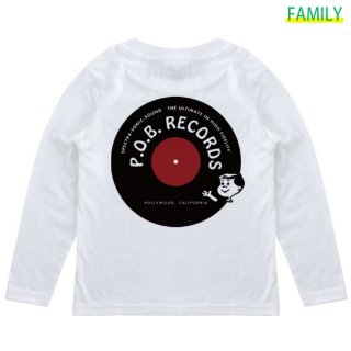 Kid's P.O.B. RECORDS ロンT
