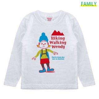 Kid's H. W. Wendy ロンT