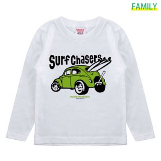 Kid's SURF CHASERS ロンT