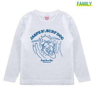 Kid's JASPER the SURF DOG ロンT
