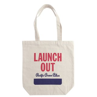 LAUNCH OUT ライトトート