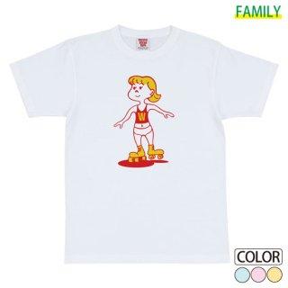 Roller Skater Wendy